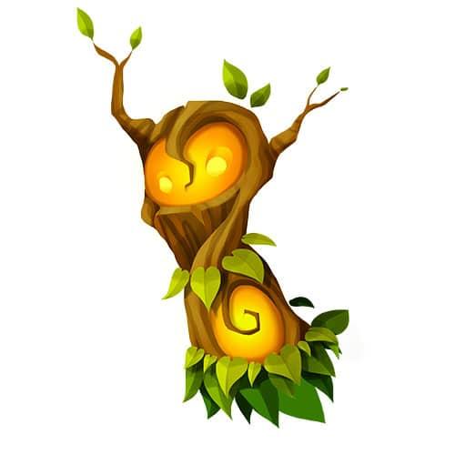 Esprit été Living Forest