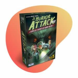 Ze Horror Attack Encore - Le réveil de la riposte des grands anciens